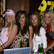 Kerry OConnell, Kerri Kasem, Galen Brown and Tina Jordan at the Two Chicks and a Bunny at the Saddle Ranch, The Saddle Ranch Chop House, West Hollywood, CA 07-17-05 — Stock Photo #16699697