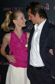 "Anne Heche, Coleman ""Coley"" Laffoon — Stock Photo"