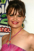 Kimberly J Brown at Teen's Young Hollywood Celebration. Cabana Club, Hollywood, CA. 08-13-05 — Stock Photo