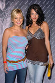 Kirsten Storms and Heather Lindell — Stock Photo