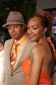 Terrence Dashon Howard and Nona Gaye — Stock Photo