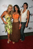 Lauren Bergfeld, Krystal Tini and Cheryl Elliott — Stock Photo