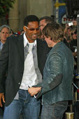 Tom Cruise and Will Smith — Stock Photo