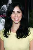 Sarah Silverman — Stock Photo
