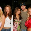 Kerry OConnell, Kerri Kasem, Galen Brown and Tina Jordan at the Two Chicks and a Bunny at the Saddle Ranch, The Saddle Ranch Chop House, West Hollywood, CA 07-17-05 — Stock Photo #16700451