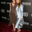 Katie Flynn and Jane Seymour at the 12th Annual Premiere Women in Hollywood. Beverly Hilton Hotel, Beverly Hills, CA. 09-20-05 - Foto de Stock  
