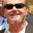 Jack Nicholson — Stock Photo