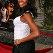 Los Angeles Premiere of &quot;Hustle &amp; Flow&quot; - Lizenzfreies Foto