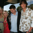 Постер, плакат: Paris Hilton Elisha Cuthbert Chad Michael Murray and Jared Padalecki
