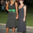 Постер, плакат: Aisha Tyler and Jennifer Love Hewitt At the CBS Ghost Whisperer and Threshold premiere screening Hollywood Forever Cemetery Hollywood CA 09 09 05