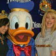 Brenda Strong, Donald Duck and Ashley Tisdale — Stock Photo #16708859
