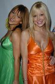 Ashley Peldon, Courtney Peldon — Stock Photo
