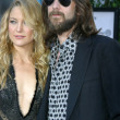 Kate Hudson and Chris Robinson At the premiere of The Skeleton Key, Universal Studios Cinema, Universal City, CA 08-02-05 — Stock Photo