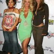 Kerri Kasem, Tina Jordan and Galen Brown  at Bench Warmers 2nd Annual 4th of July Celebration, The Day After, Hollywood, CA 06-29-05 - Stock Photo