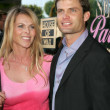 Catherine Oxenberg and Casper Van Dien — Photo
