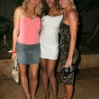 Alana Curry with Traci Bingham and Katie Lohmann at the Jelessy Collection Summer Party. Cabana Club, Hollywood, CA. 08-17-05 — Stock Photo #16716697