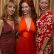 Julia Verdin, Phoebe Price and Andrea Harrison — Stock Photo #16719221