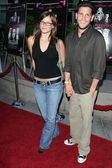 Amy Smart, Brandon Williams — Stockfoto