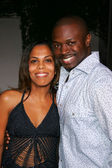 Sean Patrick Thomas and date — Stock Photo