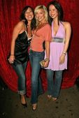 Jenna Brook, Kelly Vaughn and Mia Crowe — Foto Stock
