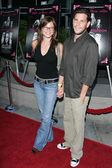 Amy smart, brandon williams — Stock fotografie