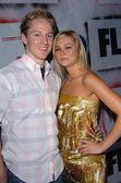 Zach King and Brooke Lenzi — Stock Photo