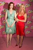 Marcia cross et nicolette sheridan — Photo