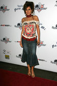 Kerri Kasem wears Parasuco at Bench Warmers 2nd Annual 4th of July Celebration, The Day After, Hollywood, CA 06-29-05 — 图库照片