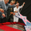 Emilio Estefan Honored With a Star on the Hollywood Walk of Fame - Stock fotografie
