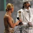 Постер, плакат: Anna Kournikova and Philip Kirkorov