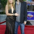 Stock Photo: Kate Hudson and Chris Robinson At the premiere of The Skeleton Key, Universal Studios Cinema, Universal City, CA 08-02-05