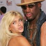 ������, ������: Anna Nicole Smith Dennis Rodman