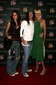 Caroline D'Amore, Cisco Adler and Kim Stewart — Stock Photo