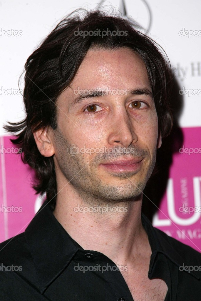 Ron Krauss at the GENLUX Magazine Launch Party Arrivals, Mercedes Benz of Beverly Hills, CA 05-19-05 — Photo by s_bukley - depositphotos_16726627-Ron-Krauss