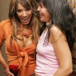 Постер, плакат: Traci Bingham and Maria Conchita Alonso