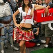 Bai Ling and Eetflix Deliver DVD Relief to Star Wars Fans — Stock Photo #16739957