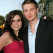 Sophia Bush and Chad Michael Murray — Stockfoto