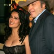������, ������: Salma Hayek and Dwight Yoakam