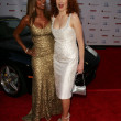 Holly Robinson Peete and Amy Yasbeck - Stock Photo