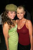 Alicia Arden and Katie Lohmann — Stock Photo