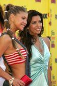 Stacy Ferguson and Eva Longoria — Stock Photo