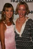 Julia Verdin and Jenny McShane — Stock Photo