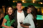 Kerri Kasem with Phoebe Price and Traci Bingham at the Cris beauty spa and party featuring Nectar of the Gods. Avalon Hotel, Beverly Hills, CA. 10-06-05 — Stock Photo