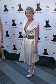 Iv gala anual de vestido preto pequeno — Foto Stock
