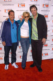 Jon Lovitz, Ta Leoni and Kevin Nealon — Stock Photo