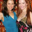 Stock Photo: AliciArden and Phoebe Price