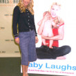 "Jenny McCarthy Signs ""Belly Laughs"" — Stock Photo #16757299"