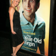 Alana Curry at the Special Screening of Universal Pictures The 40 Year-Old Virgin to benefit The Phillip DeMars Cancer Fund. Universal Studios, Universal City, CA. 08-08-05. — Stock Photo #16758137