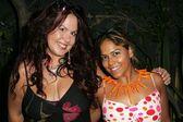 Fileena Bahris and Maurise Maclou — Stock Photo