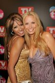Traci Bingham and Cindy Margolis — Stock Photo